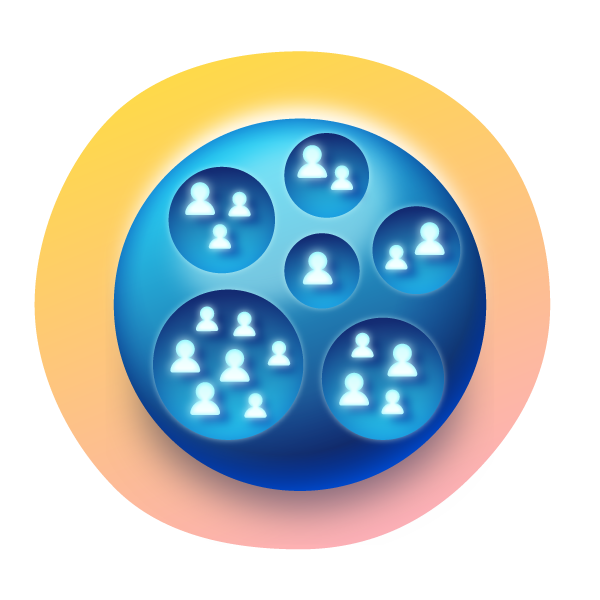 bigabid user segmentation icon