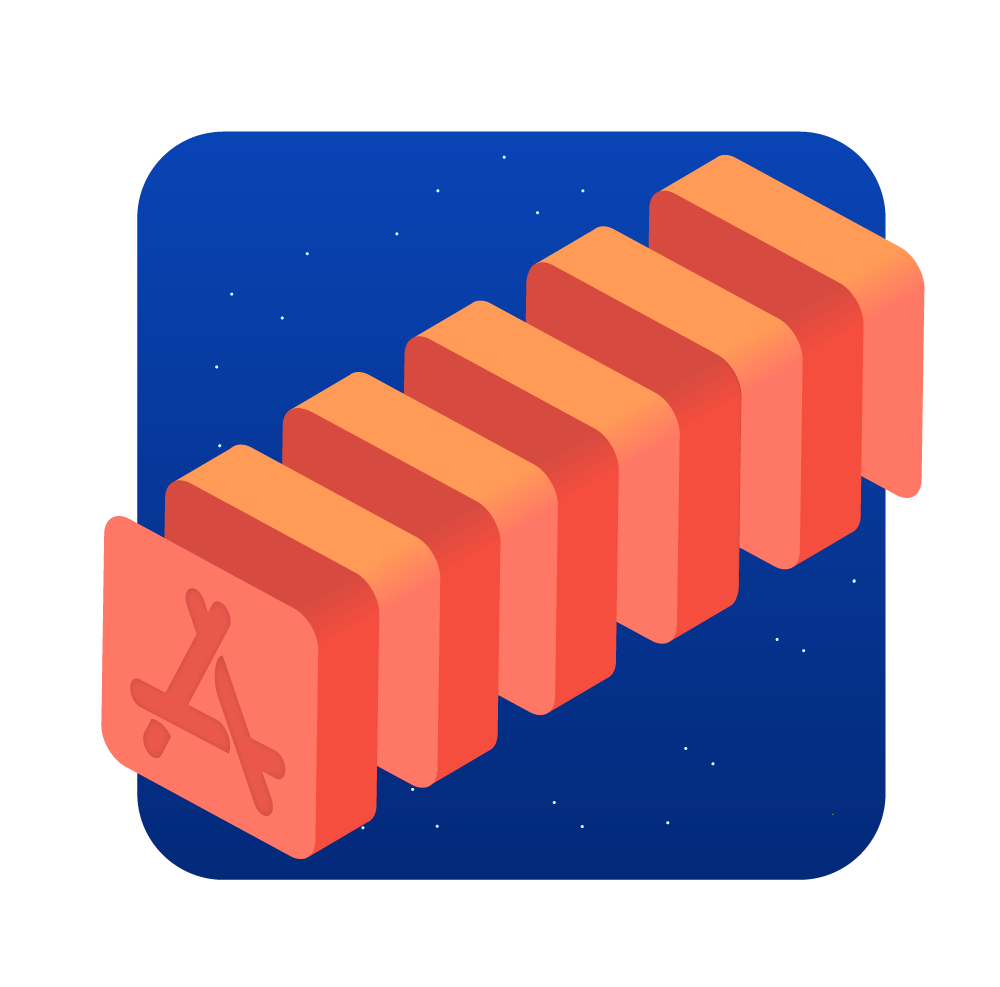 abstract apps icon