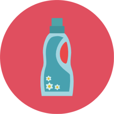 laundry detergent animation