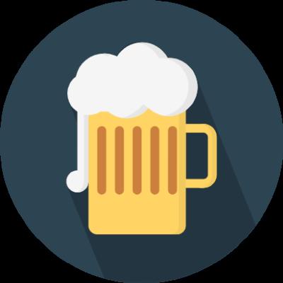 Mug of beer animation