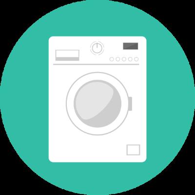 washer machine animation