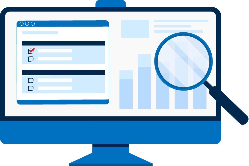 illustration of the MaestroQA grading platform