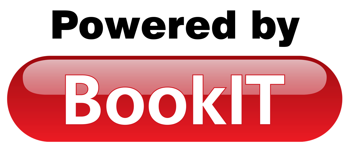 Powered by BookIT Logo