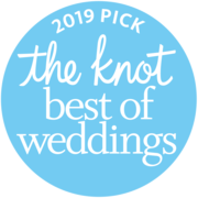 2019 The Knot best wedding award
