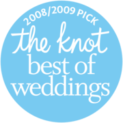 2008-2009 The Knot Wedding Award Icon