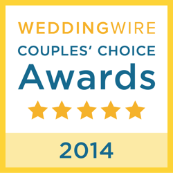 2014 bride and groom award