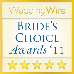 2011 brides choice award
