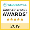 2019 weddingwire couples choice award