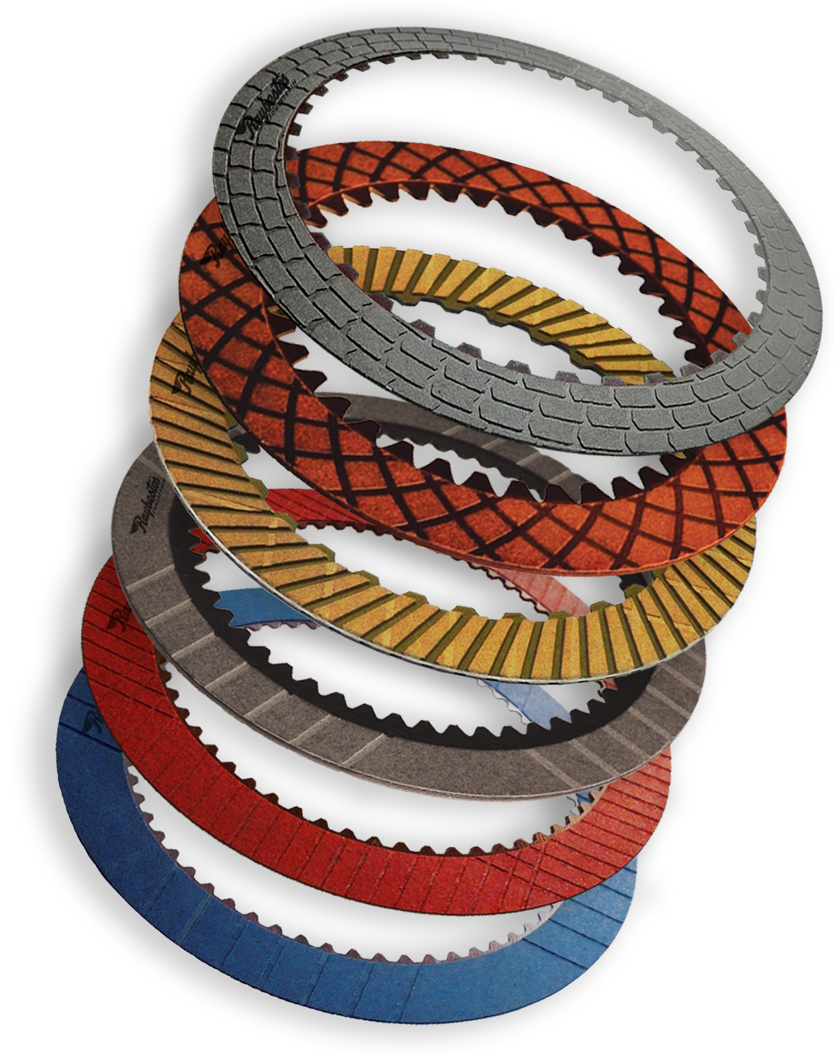 Raybestos Powertrain Friction Clutch Plates