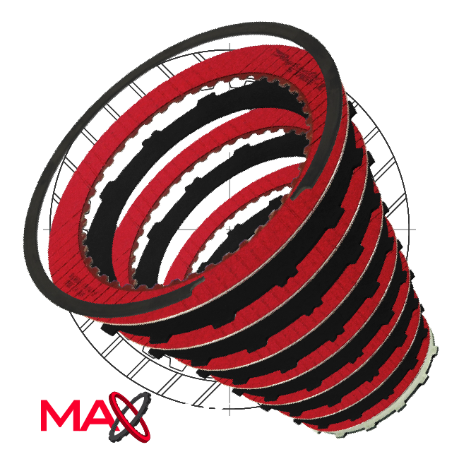 MaxPak Added Capacity Stage-1 Frictions