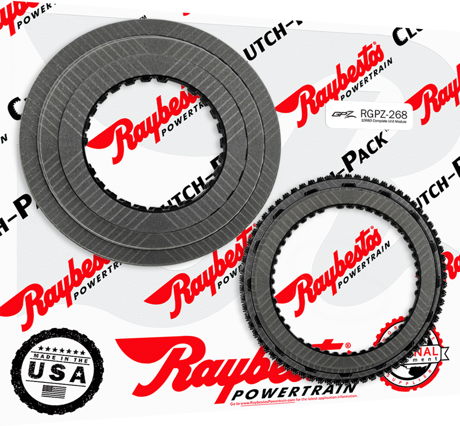 GPZ Friction Clutch-Pack