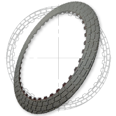 HT Friction Clutch Plate