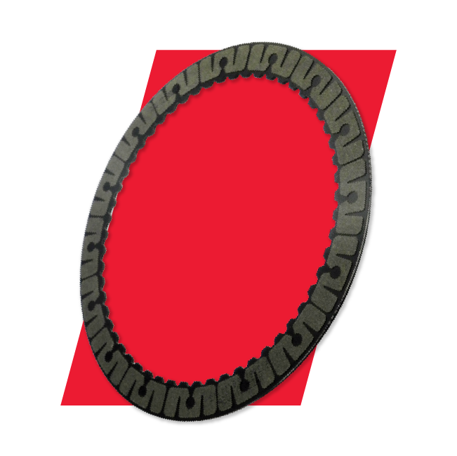 Raybestos Powertrain High Energy Friction Clutch Plate
