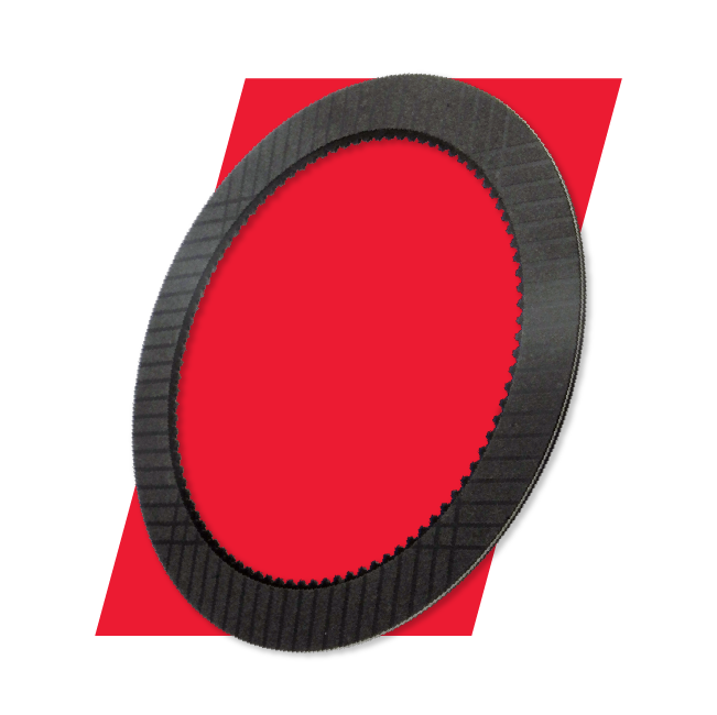 Raybestos Powertrain Friction Clutch Plate