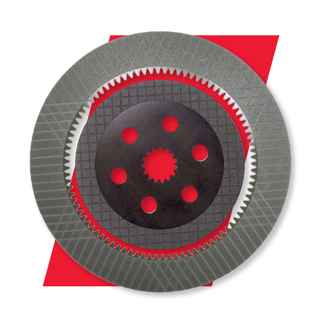 Wet Wheel Brake Discs