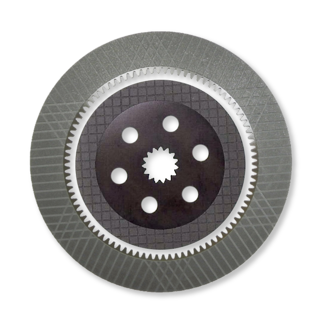 Wet Wheel Brake Friction