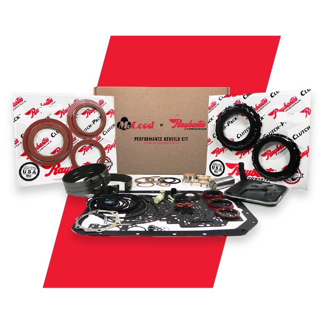 Raybestos Powertrain Performance Transmission Rebuild Kits
