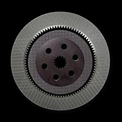 Wet Wheel Brake Friction