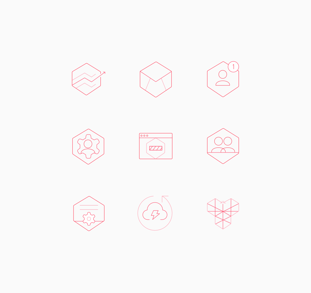 How custom iconography strengthens UI and UX