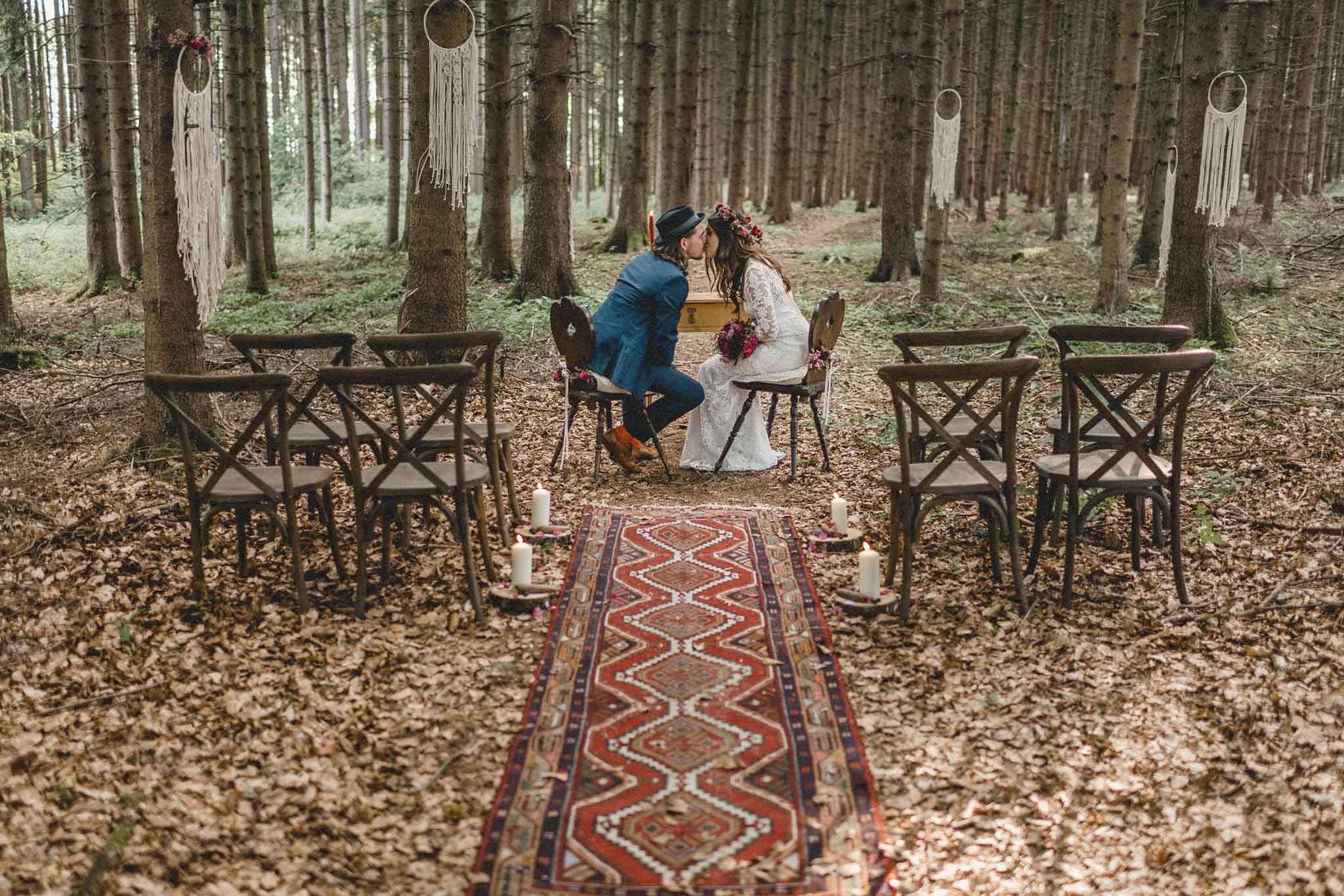 Seasons of Yes | Hochzeits-Bildband aus Vorarlberg
