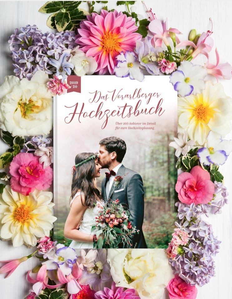 Hochzeit Vorarlberg | Das Vorarlberger Hochzeitsbuch