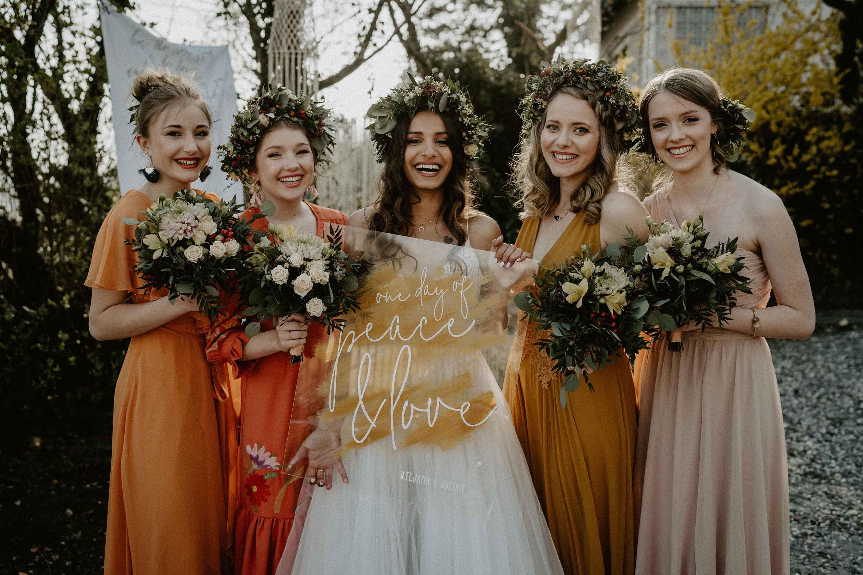 Hochzeit Vorarlberg | Retro Hochzeit in der Villa Müller Feldkirch