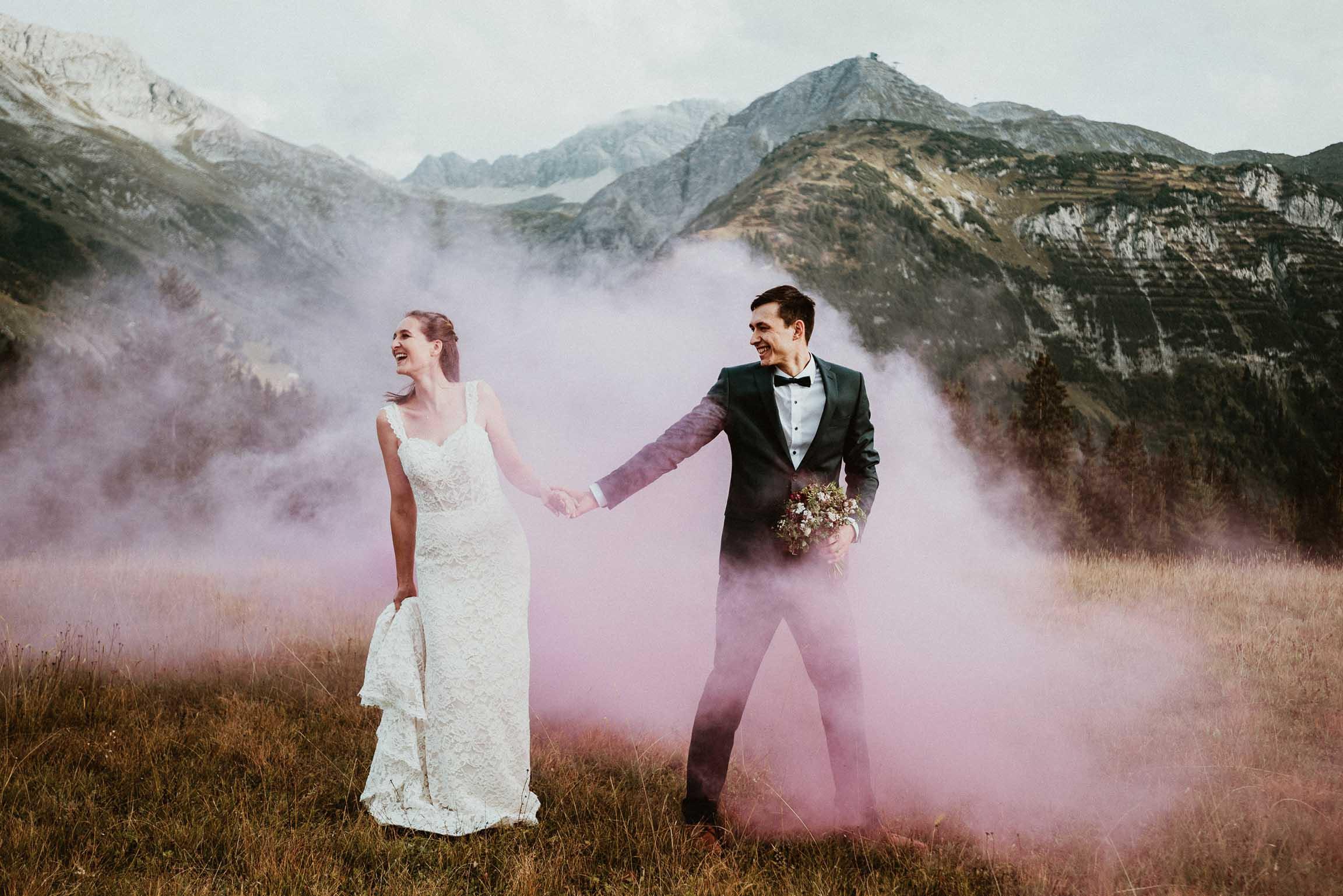 Hochzeitsfotografen aus Vorarlberg