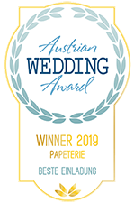 Austrian Wedding Award Winner
