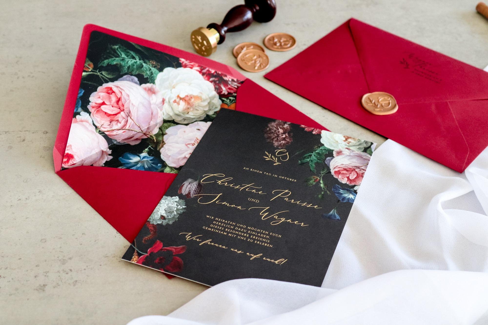 Hochzeitskarten Vorarlberg |Hochzeitspapeterie Anbieter aus dem Ländle