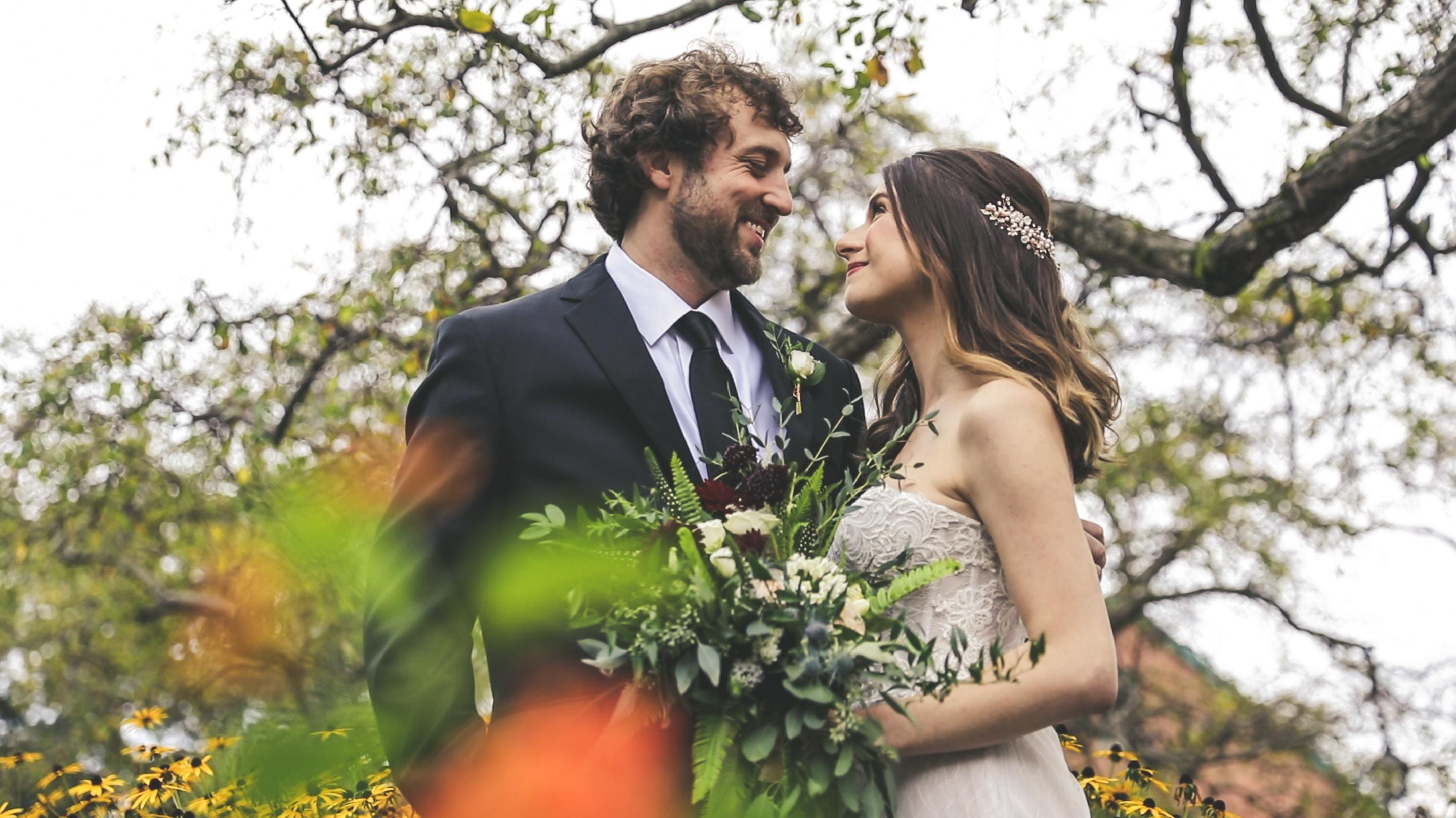 Hochzeit Anzug Vorarlberg Bräutigam
