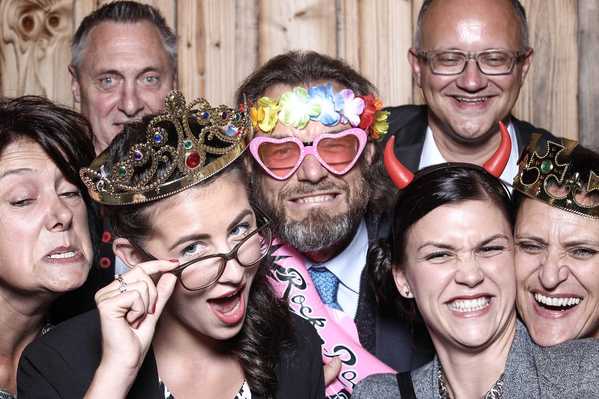 Fotobox & Co | Hochzeit Entertainment Vorarlberg