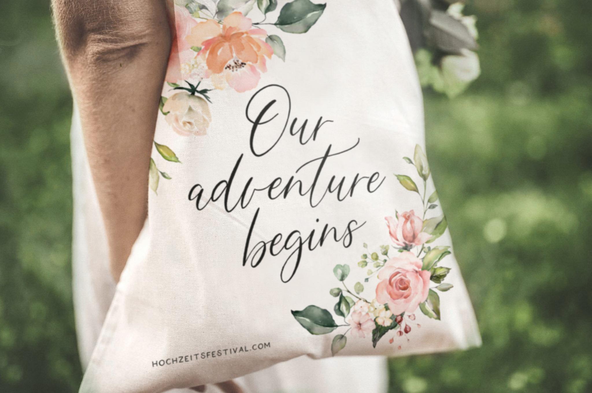 Luft & Liebe Hochzeitsmesse Goodie Bag