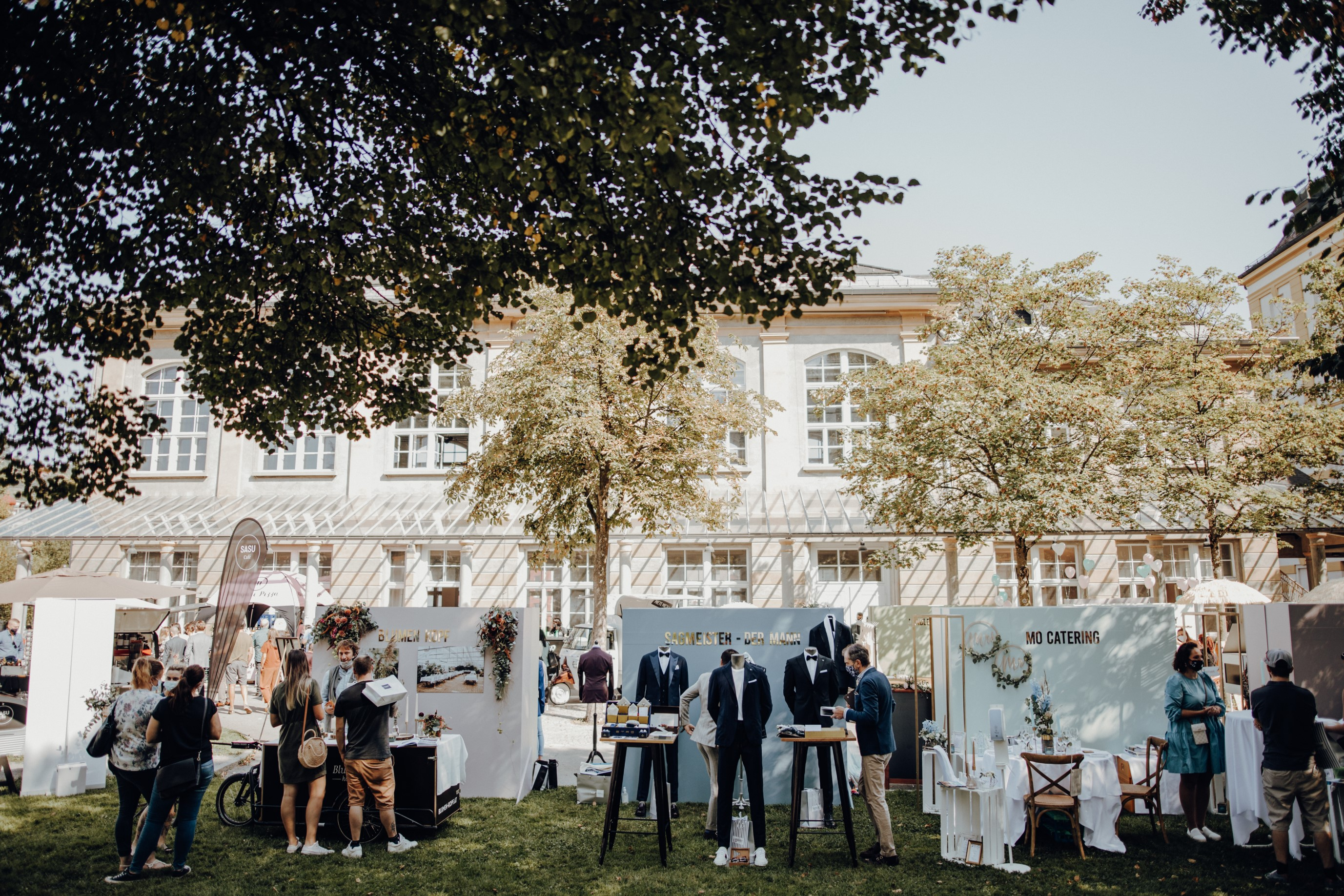 Hochzeitsmesse Vorarlberg  Luft & Liebe Hochzeitsfestival