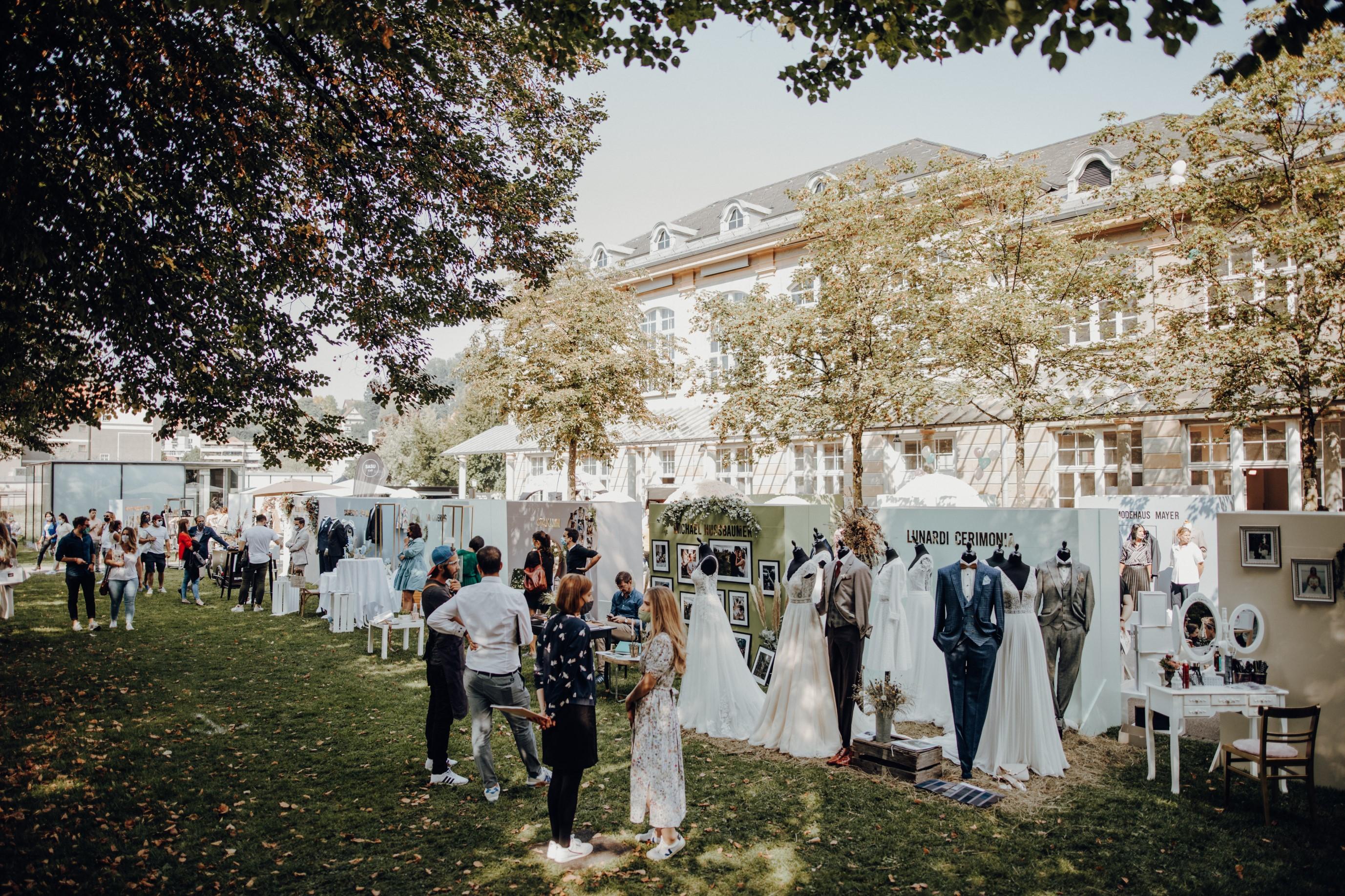 Hochzeitsmesse Feldkirch |Luft & Liebe Hochzeitsfestival