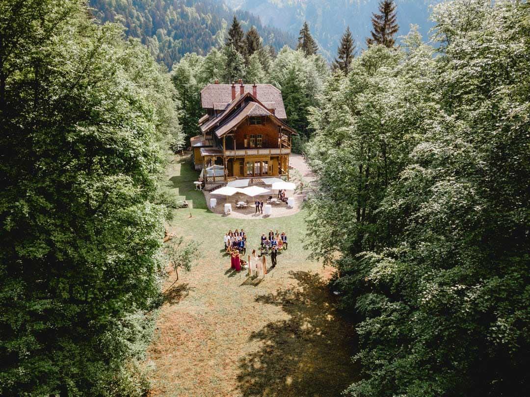 Hochzeitslocations Vorarlberg