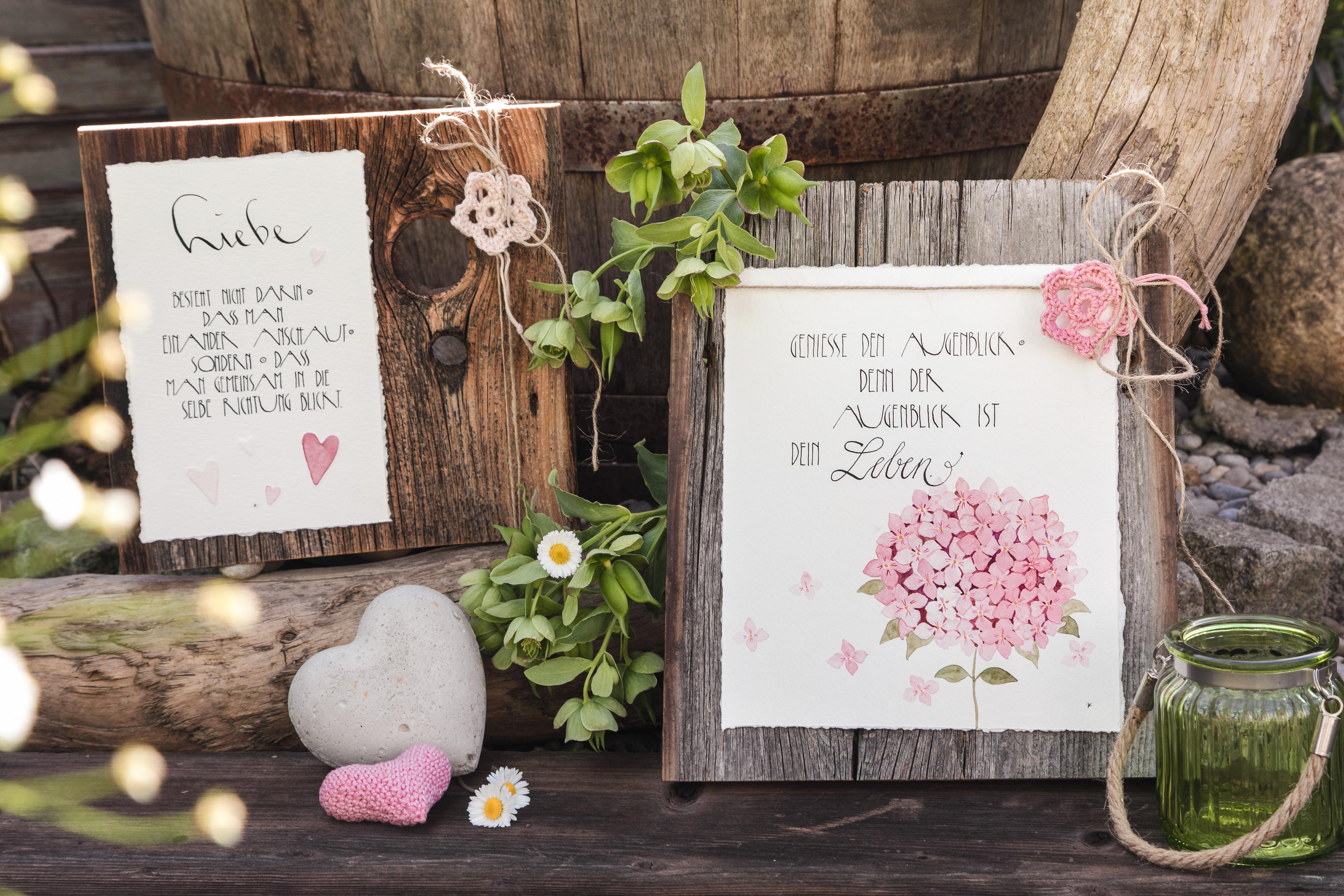 Hochzeitskarten von JuliasArt