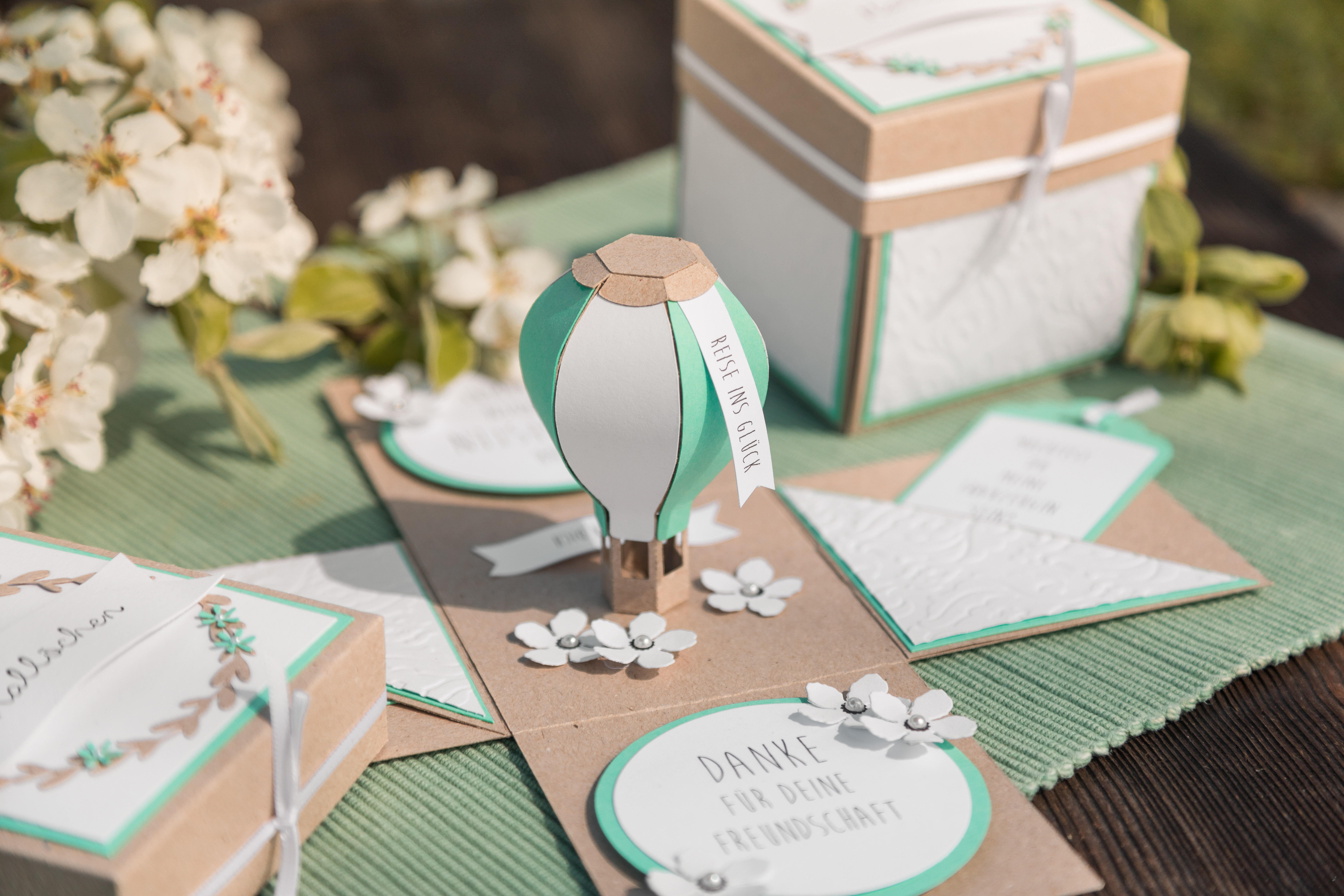 Hochzeitskarten von bebilu