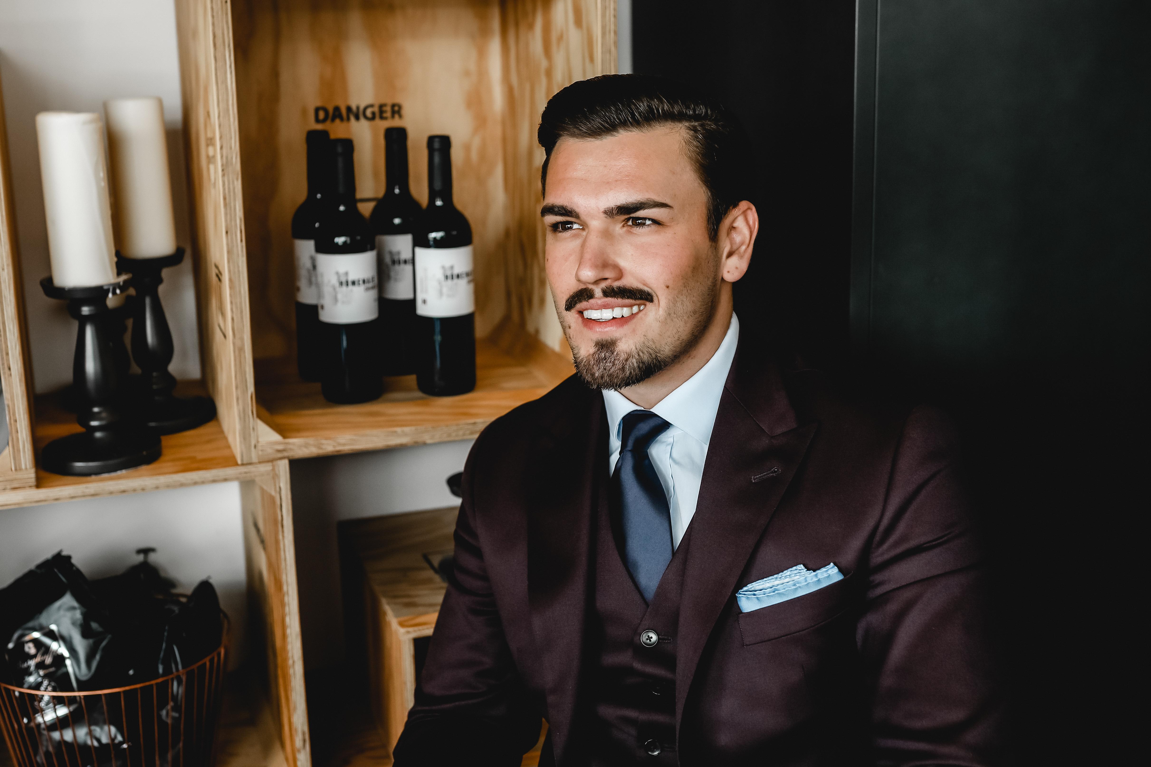 Im Gespräch mit: Filip Zlatkovic –Mode nach Maß