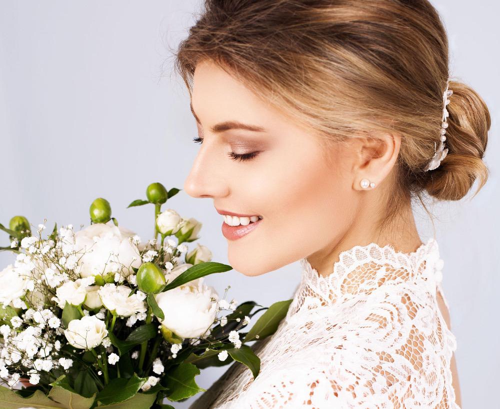 Brautstyling von Schönheitsimpulse