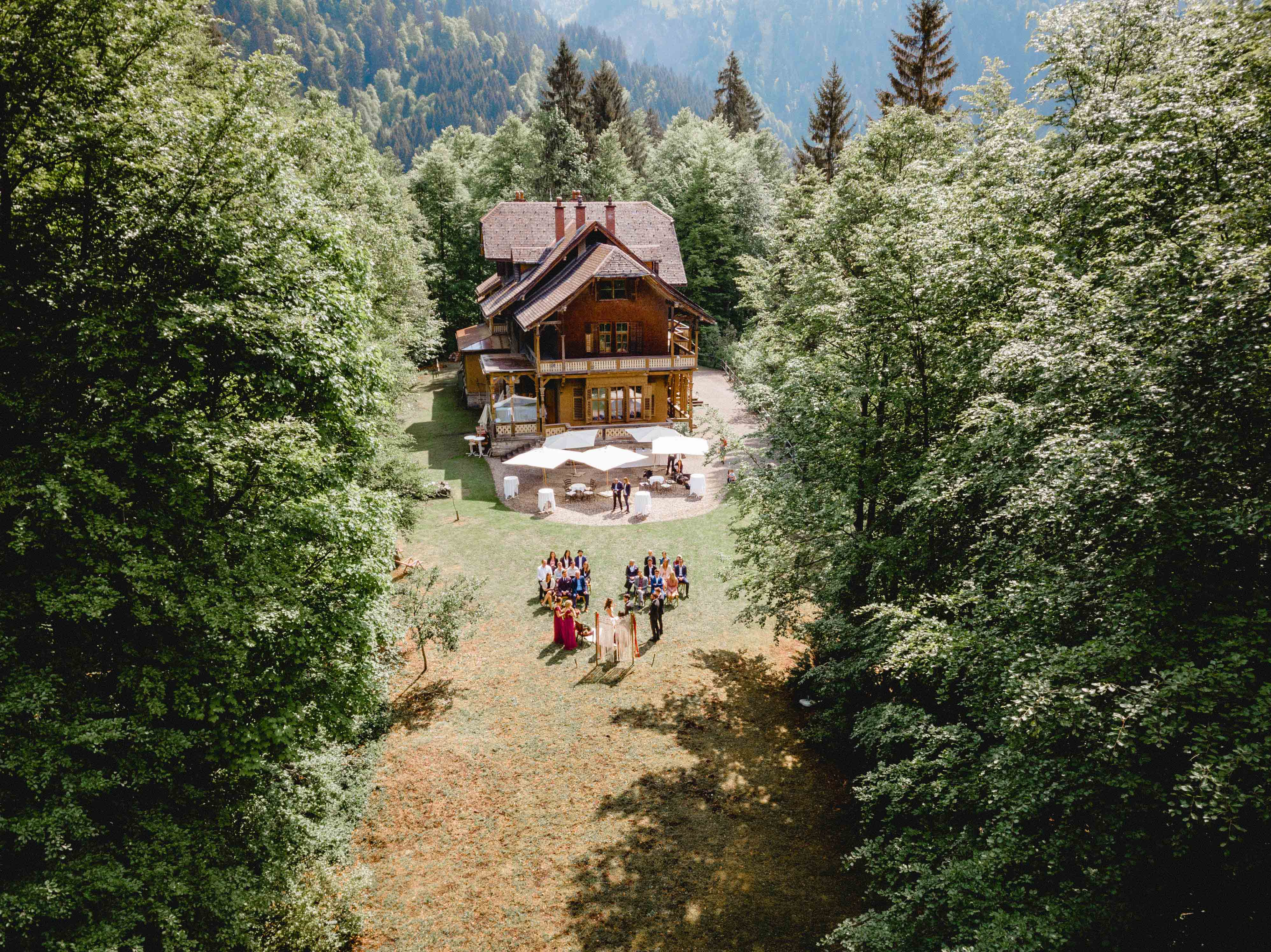 Im Gespräch mit: Villa Maund