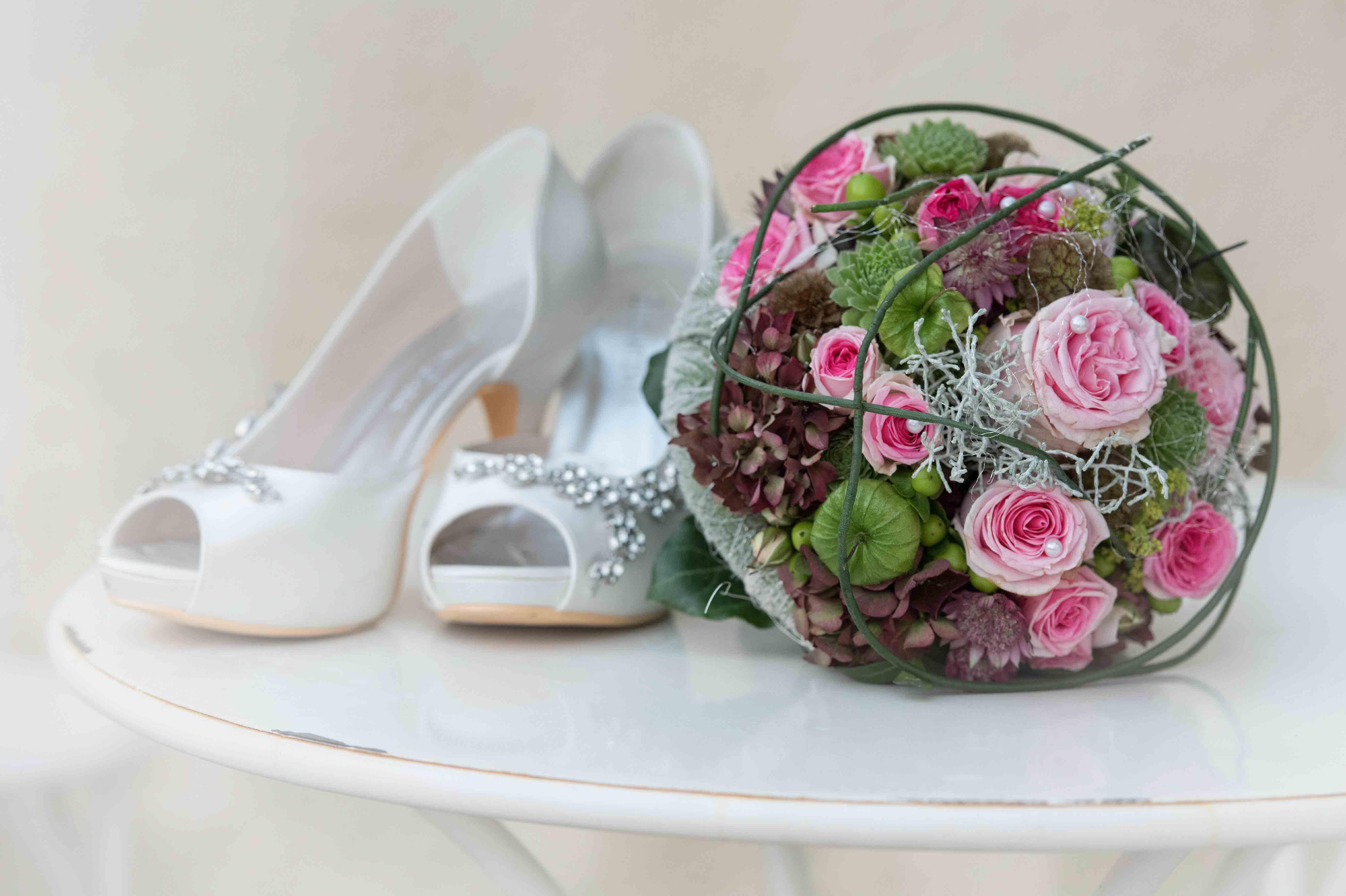 Zauberblume | Hochzeitsdekoration & Floristik