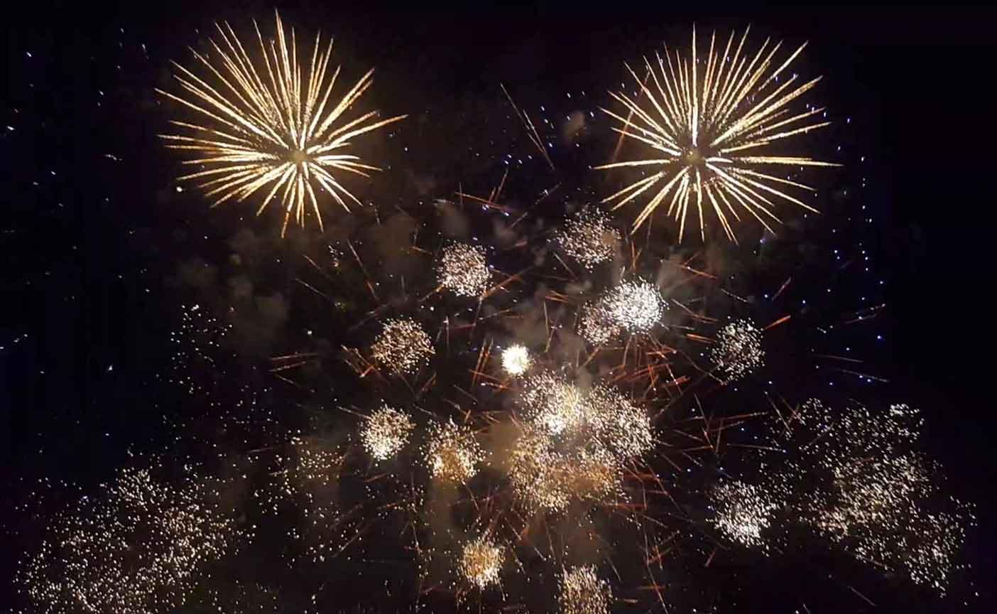 Hochzeits-Feuerwerk   Amann Feuerwerke