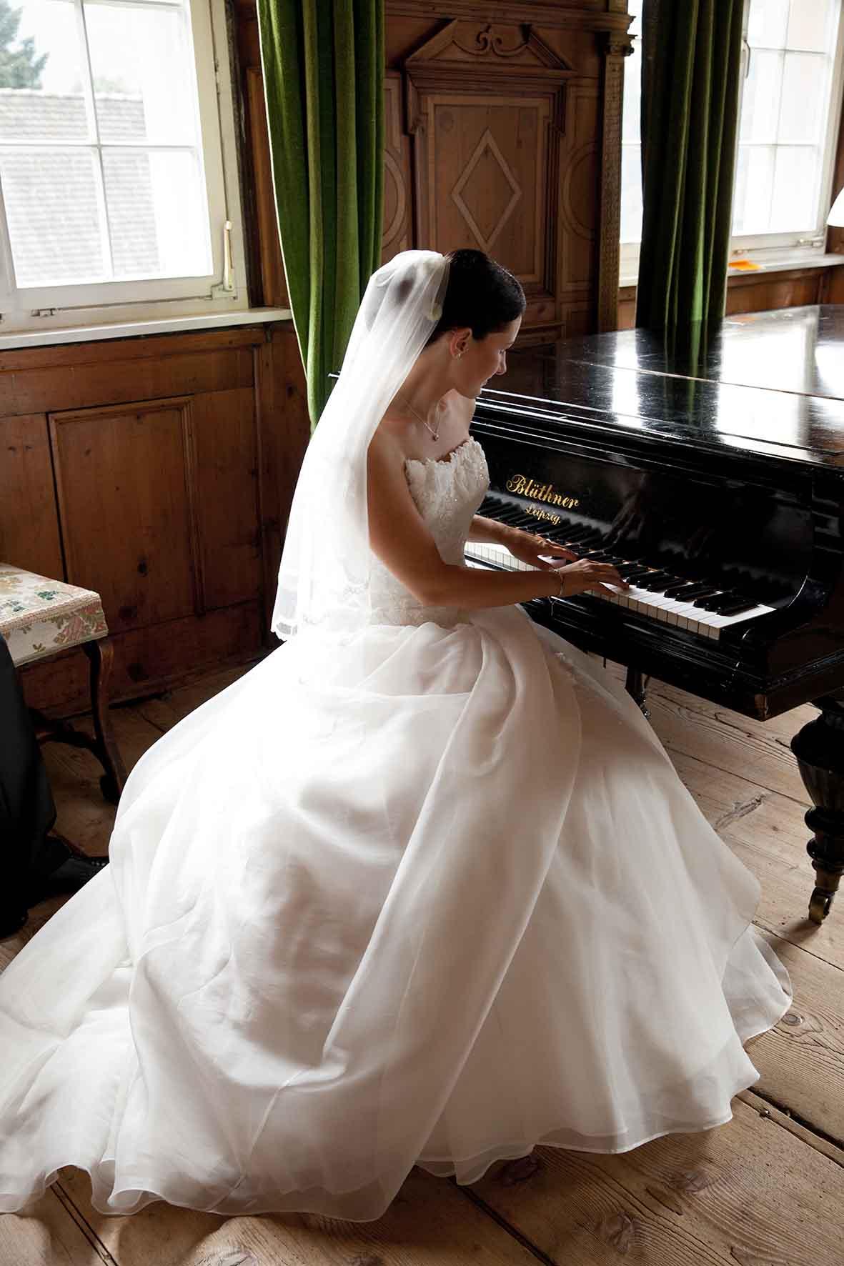 Hochzeitsfotografin Carola Eugster