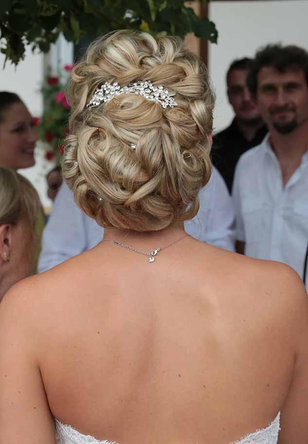 Brautstyling von Schenk Frisur
