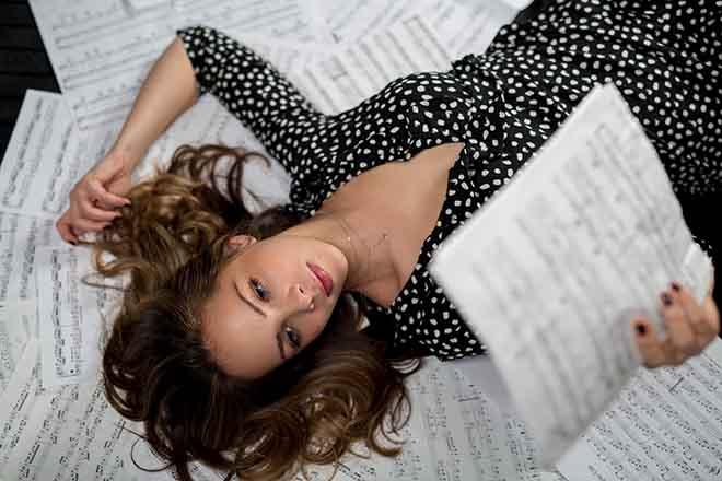 Hochzeits-Sängerin Vanessa Pasolli