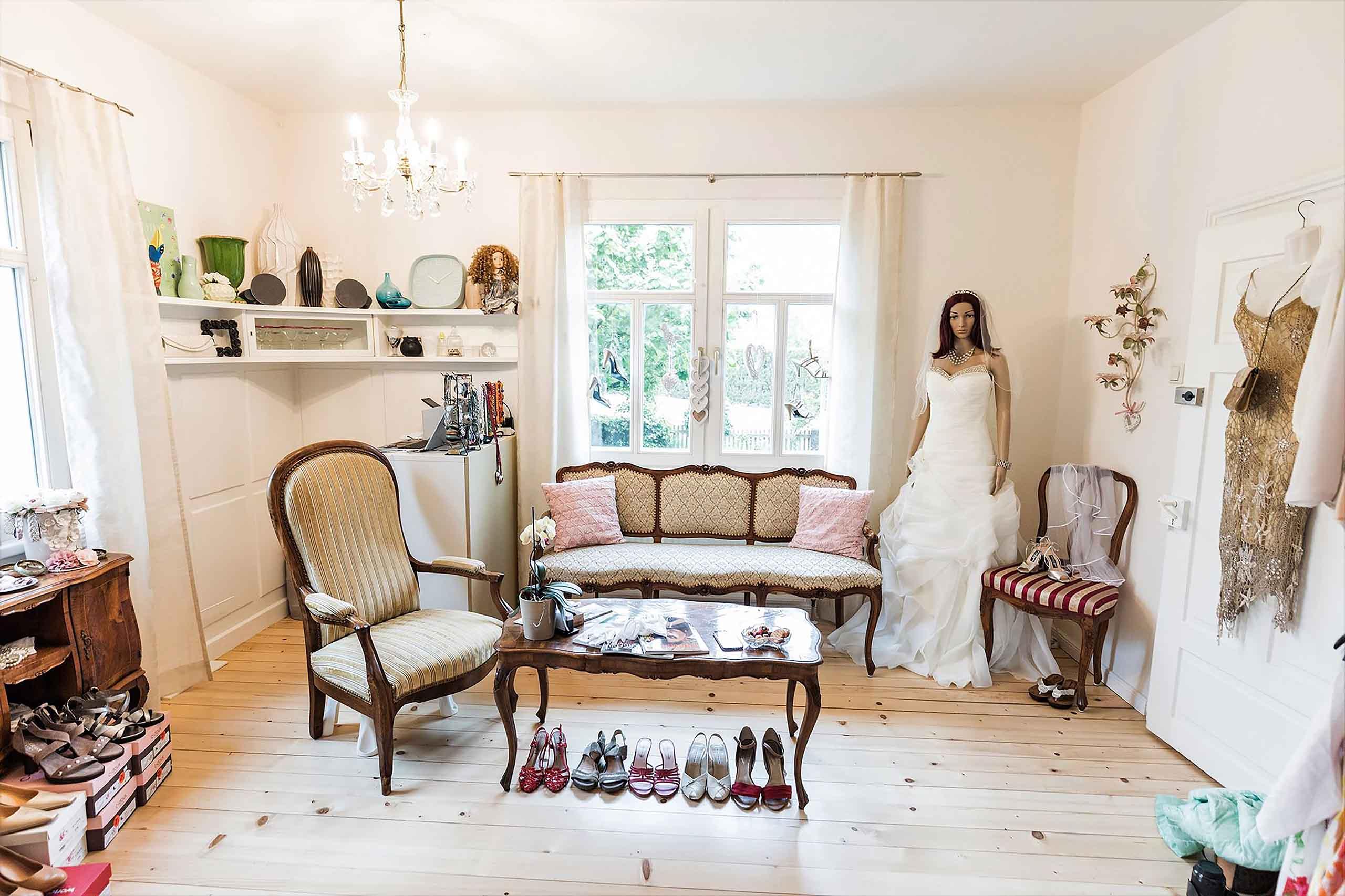 Happiness Brautmoden | Second-Hand-Hochzeitsmode