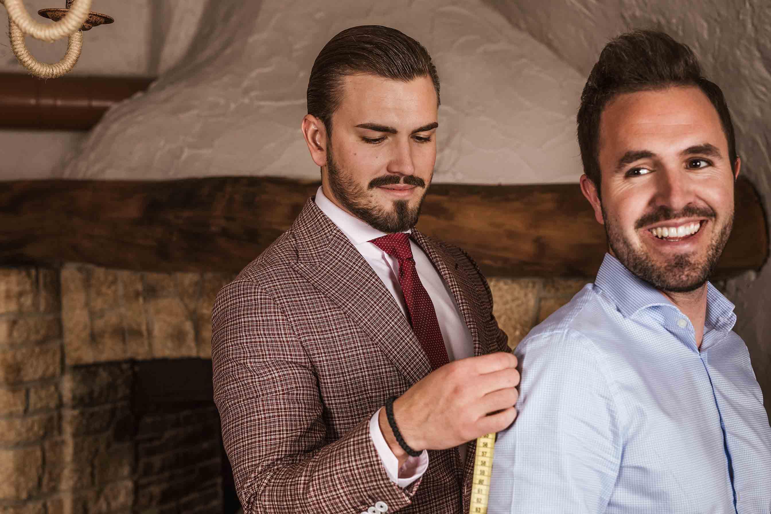 Filip Zlatkovic –Mode nach Maß