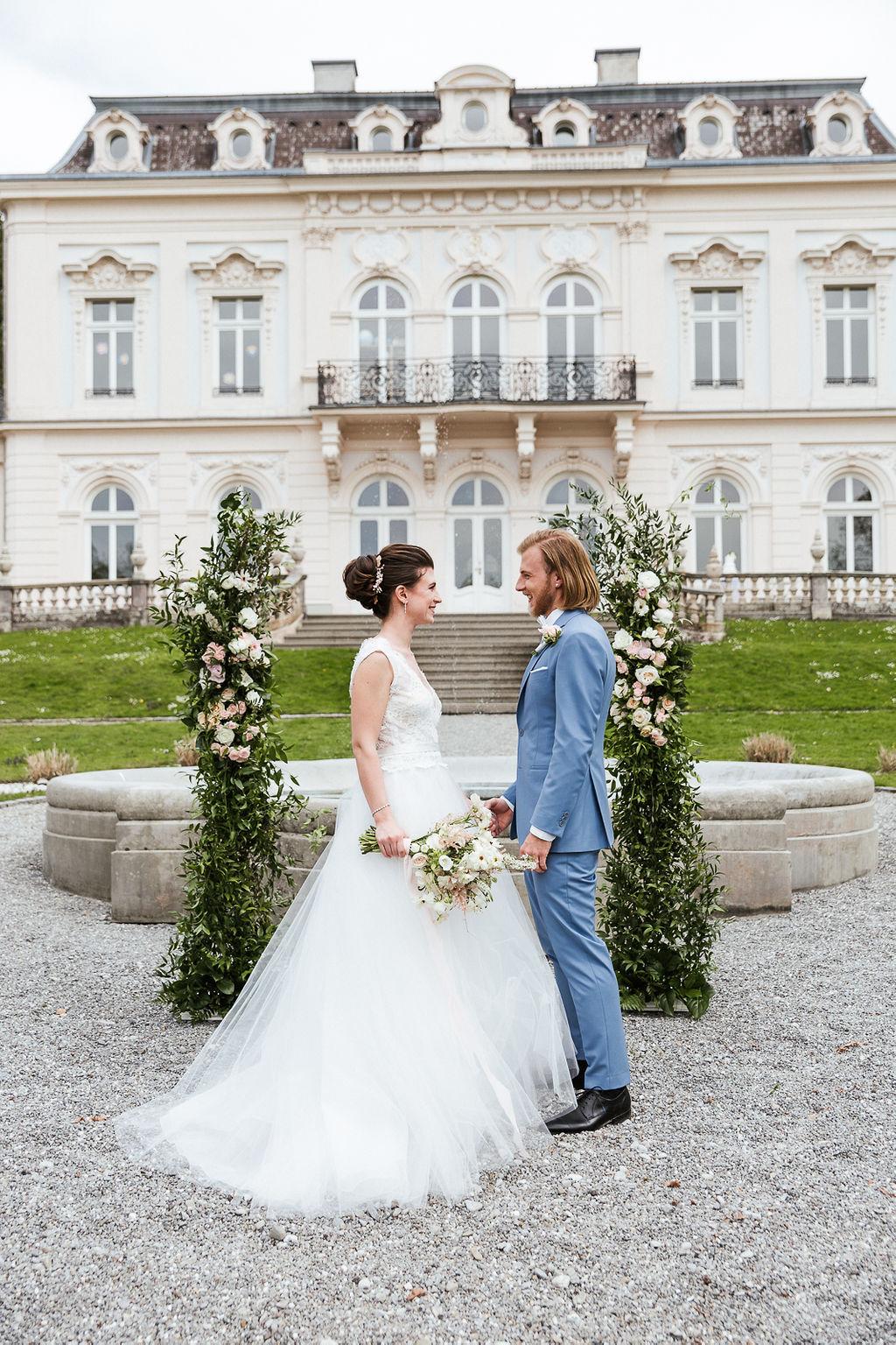 Fine Art Romance – Heiraten in der Villa Raczynski