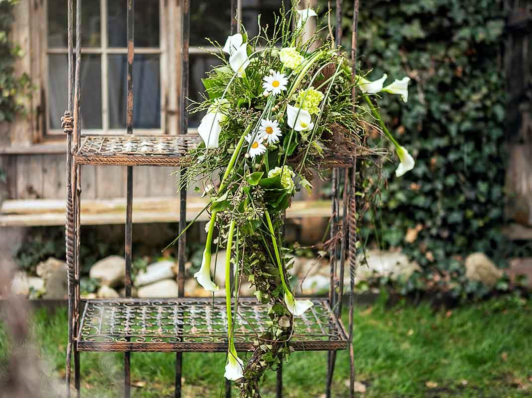 Veronika Matt   Hochzeitsdekoration & Blumen