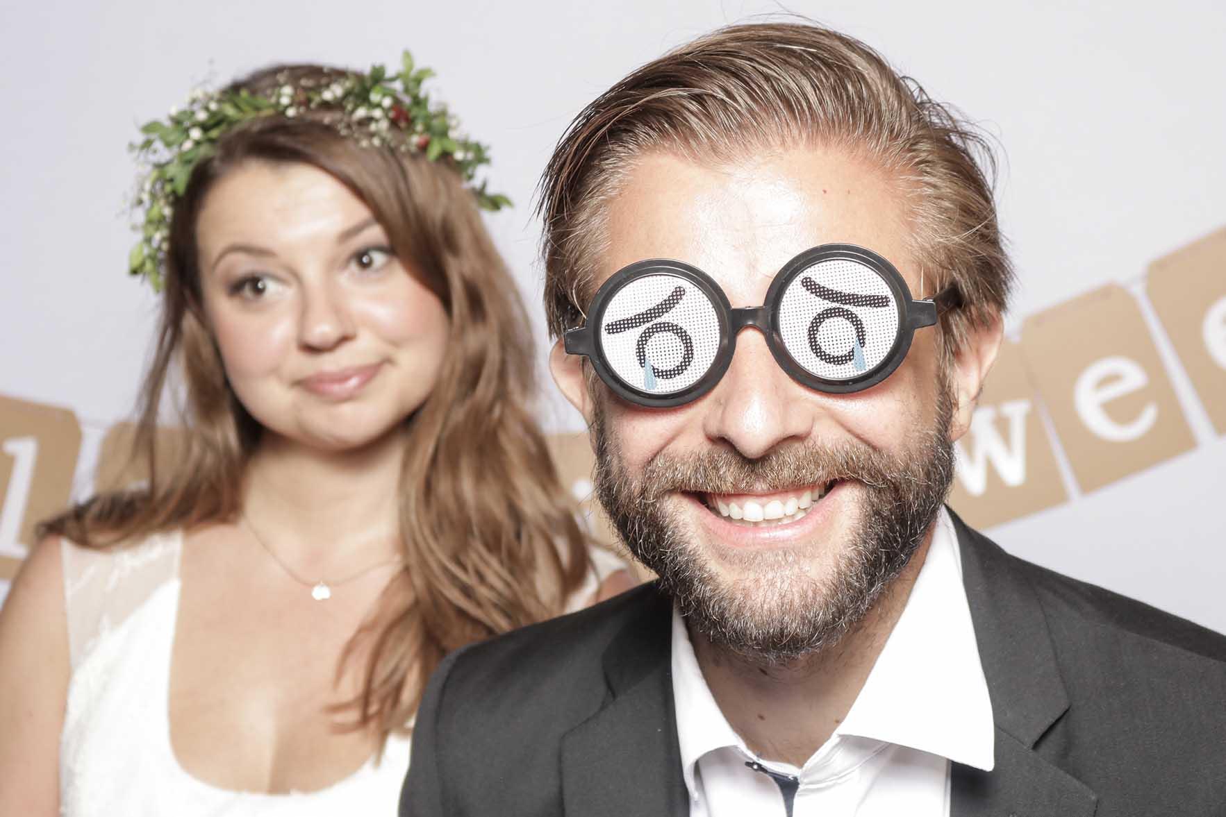 Selfiemaster | Hochzeits-Fotobox